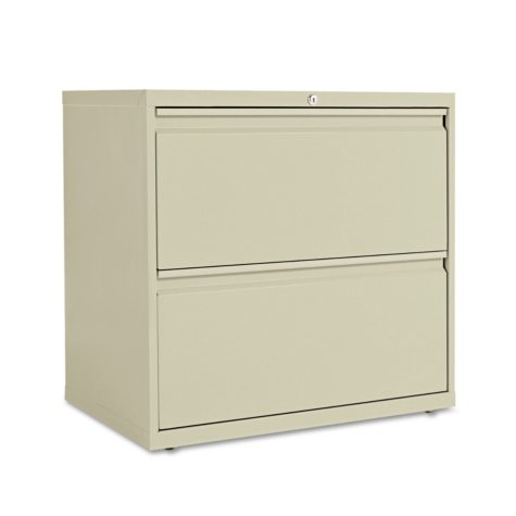 "Alera 30"" 2-Drawer Lateral File Cabinet, Select Color"