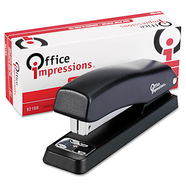 Office Impressions - Economy Half Strip Stapler
