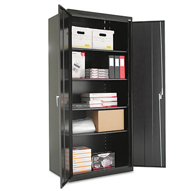 Alera 78  x 24  Assembled Welded Storage Cabinet Select Color  sc 1 st  Samu0027s Club & Alera 72