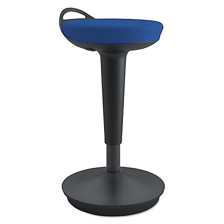 Alera Balance Perch Stool, Select Color (Black Base)