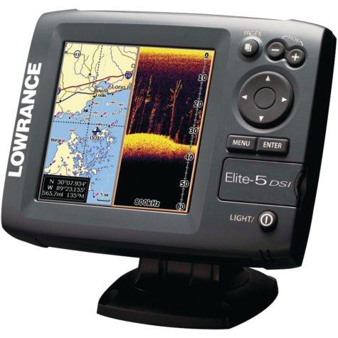 Lowrance Elite-5 Dsi Fishfinder Base