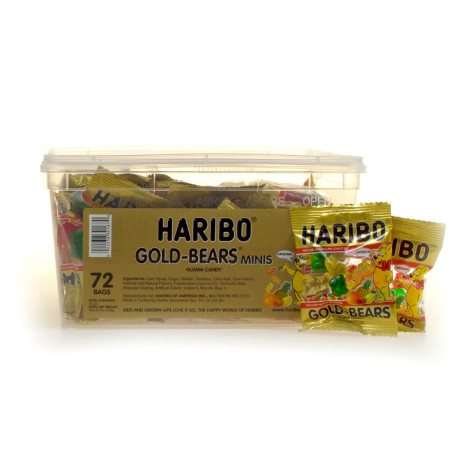 Haribo Gold-Bears (0.5 oz., 54 ct.)