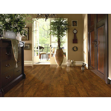 Premier By Armstrong 12mm Cherry Bronze Laminate Flooring Sams Club