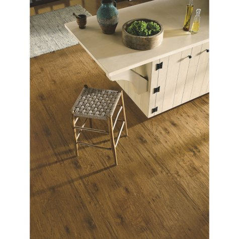Armstrong Illusions 8mm Sedona Cherry Laminate Flooring