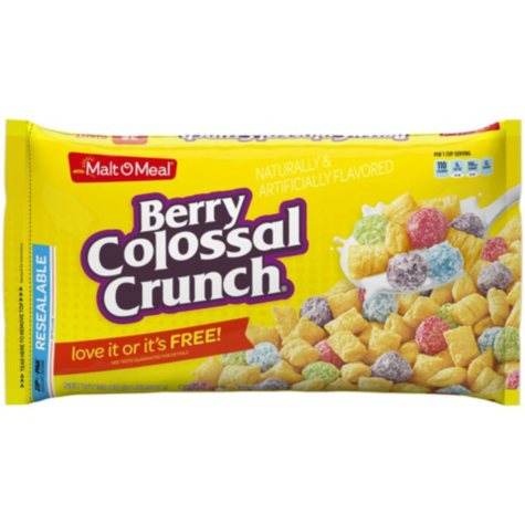 Berry Colossal Crunch (32 oz.)