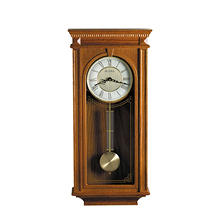 Bulova Manorcourt Musical Clock