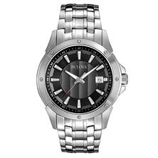 Bulova Men's 96B169 Classic Round Watch