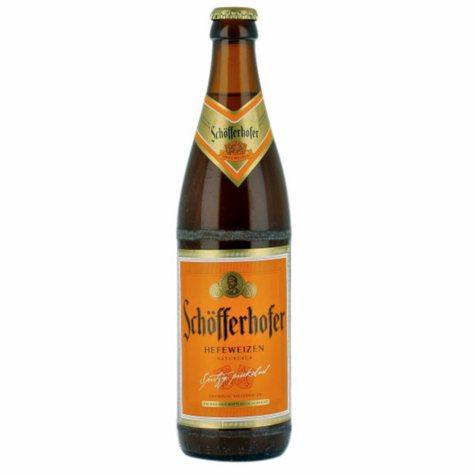 Schofferhofer Hefeweizen Beer (11.5 fl. oz. bottle, 6 pk.)
