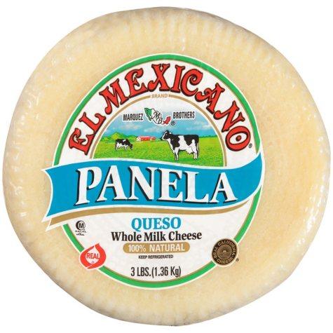 El Mexicano Panela Queso (3 lb.)