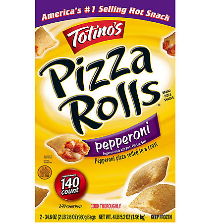 Totino's® Pepperoni Pizza Rolls