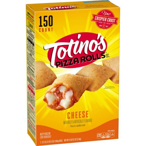 Totino's Cheese Pizza Rolls (150 ct.)