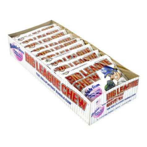 Big League Chew Original (2.12 oz., 12 pk.)