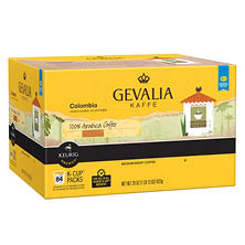 Gevalia Kaffe Colombian Coffee (84 K-Cups)