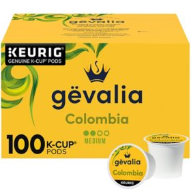 Gevalia Colombian Coffee K-Cups (100 ct.)