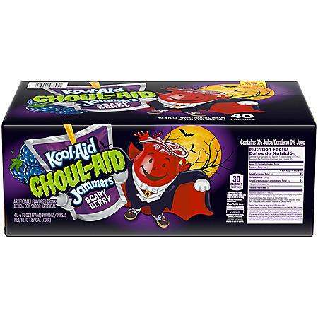 Kool-Aid Jammers Ghoul-Aid (6oz / 40pk)