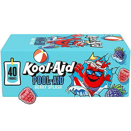 Kool-Aid Jammers Summer Blast (6oz / 40pk)