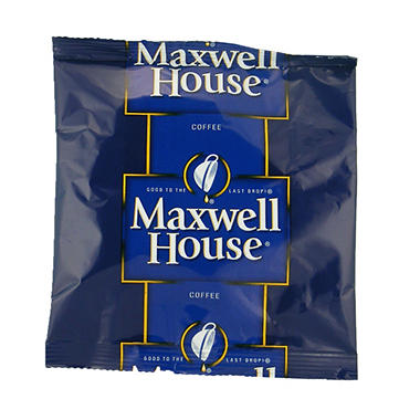 Maxwell House Hotel Room Coffee Filter Packs (100 pk.)