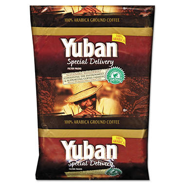 Yuban Colombian Special Delivery Coffee (1 1/5 oz. packs,  42 ct.)