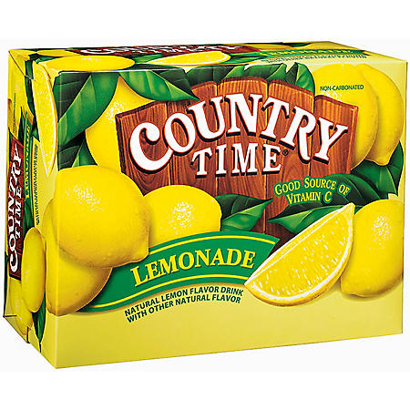 Country Time® Lemonade - 12/12 oz. cans