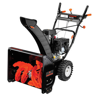 Snow Blower 24 >> Remington 24 Two Stage Snow Blower Sam S Club