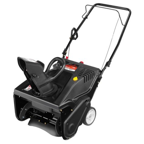 "Remington 21"" 179cc Single-Stage Snow Blower"