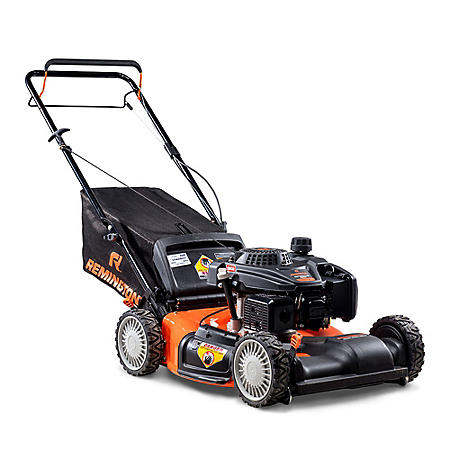 "Remington RM210 Pathfinder 21"" Self-Propelled FWD Gas Push Mower"