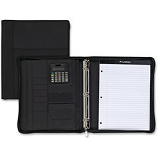 Cambridge City Zipper Binder