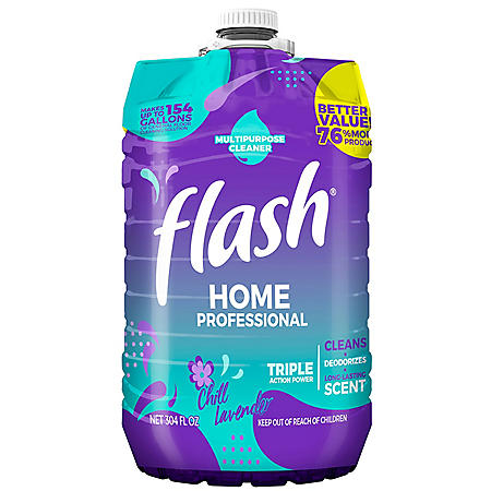 Flash Multi-Purpose Cleaner (Lavender Scent, 9L)