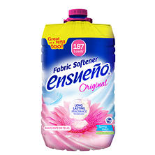 Ensueño Spring Fresh Fabric Softener (187 Loads / 304.3oz.)