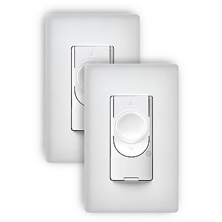 C by GE C-Start Dimmer Smart Switch (2 Pack)
