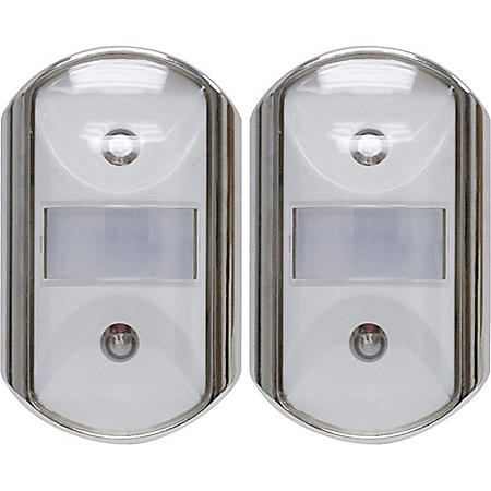 G.E. Motion Sensor Light - 2 pk.