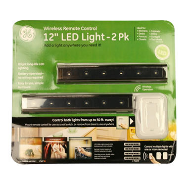 REMOTE CONTROL LIGHT LED, UNDERCABINET