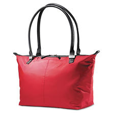 Samsonite - Jordyn Ladies Laptop Bag, 21.25 x 7.5 x 12 -  Nylon Red