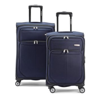 2-Piece Samsonite 360 Spinner Set