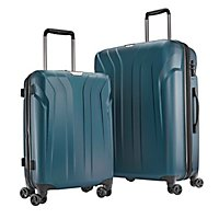 samsonite 2 piece spherion luggage set sam s club