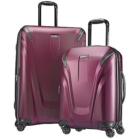 Samsonite ProStrength 2-Piece Hardside Luggage Set