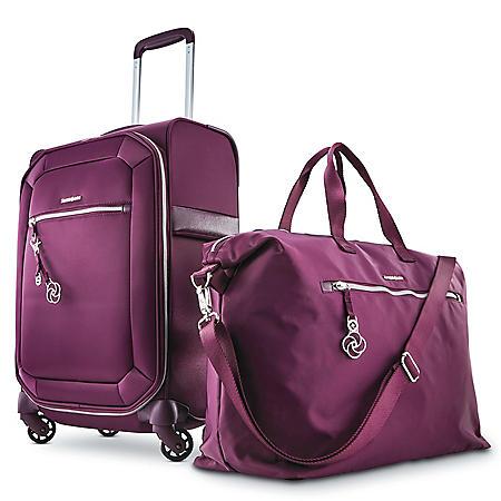 Samsonite Magnifique Journee 2-Piece Softside Luggage Set