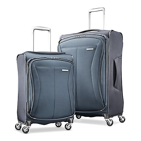 Samsonite Eco-Flex 2-Piece Softside Spinner Set