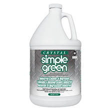 Crystal Simple Green Industrial Cleaner & Degreaser (128 oz.)