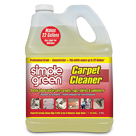 Simple Green Carpet Cleaner (128 oz.)