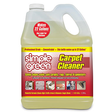 Simple Green Carpet Cleaner (128 oz.)