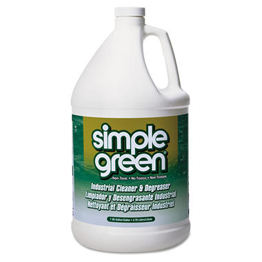 Simple Green Biodegradable Degreaser Cleaner - 1 gal.