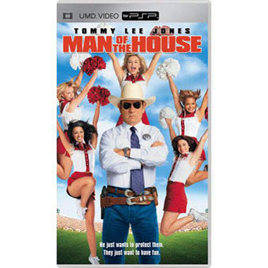 Man of the House (UMD) - DVD for PSP