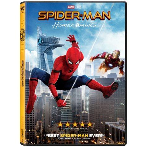 Spider-Man Homecoming (Various Formats)