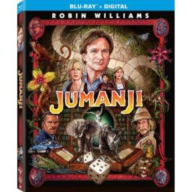Jumanji 1995 (Blu-ray + Digital)