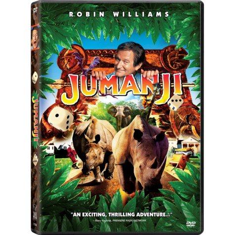 Jumanji 1995 (DVD)
