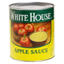 White House Apple Sauce (108 oz.)