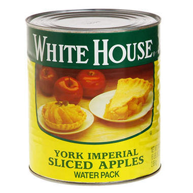 White House York Imperial Sliced Apples