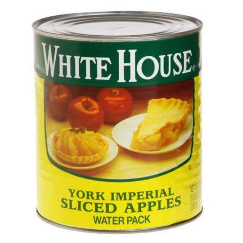 White House York Imperial Sliced Apples