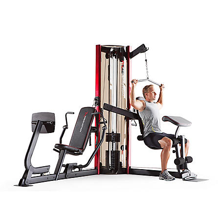 FreeMotion 1020 SY Dual-Station Workout System